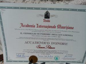 ACCADEMIA MAURIZIANA